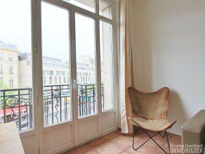 HaussmannOpéra – Volume vue et balcon – 75009 Paris 3