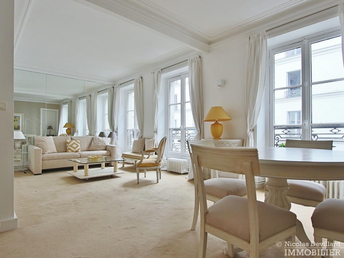 Mairie du 16èmePompe – Chic et lumineux – 75116 Paris 5