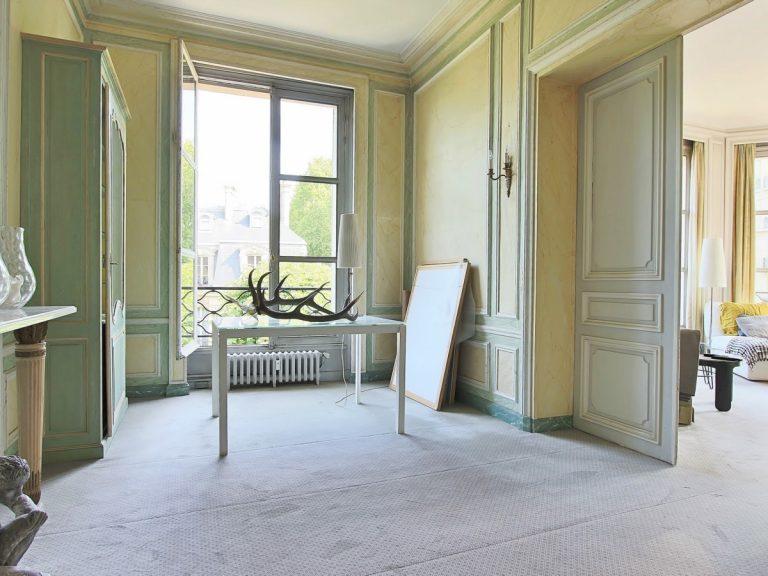 BosquetAlma – Vaste appartement de réception et familial avec vue - 75007 Paris (14)