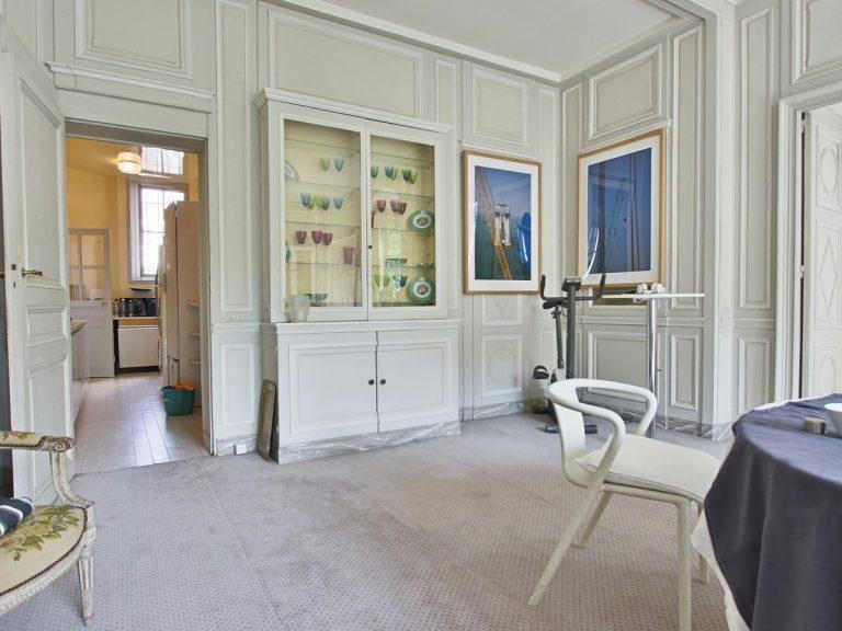 BosquetAlma – Vaste appartement de réception et familial avec vue - 75007 Paris (15)