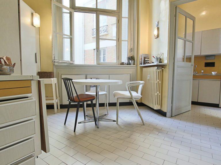 BosquetAlma – Vaste appartement de réception et familial avec vue - 75007 Paris (18)