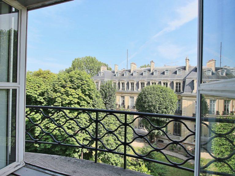 BosquetAlma – Vaste appartement de réception et familial avec vue - 75007 Paris (19-5)