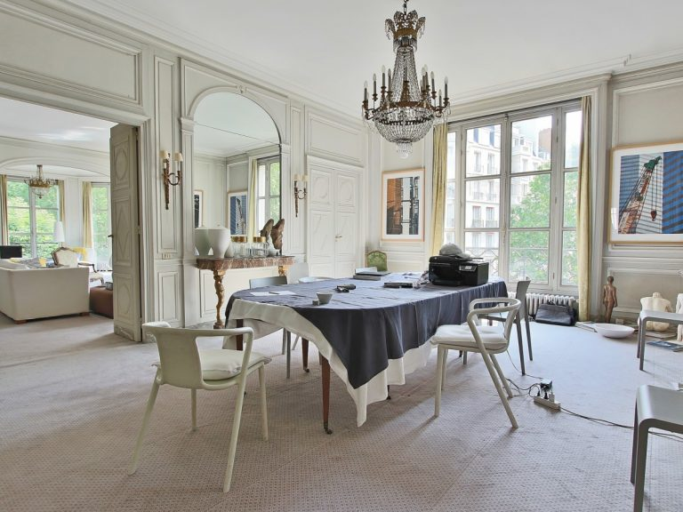 BosquetAlma – Vaste appartement de réception et familial avec vue - 75007 Paris (8)