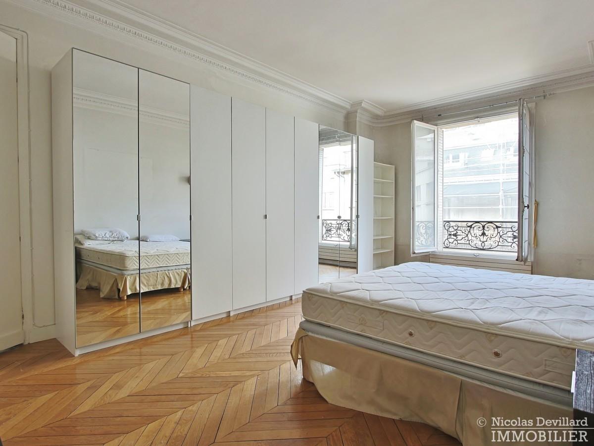 Victor HugoFoch – Très beaux volumes calme et lumière – 75116 Paris 36
