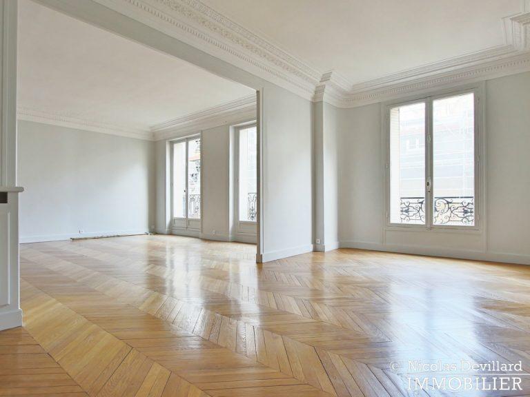 Victor HugoFoch – Très beaux volumes, calme et lumière – 75116 Paris (60)