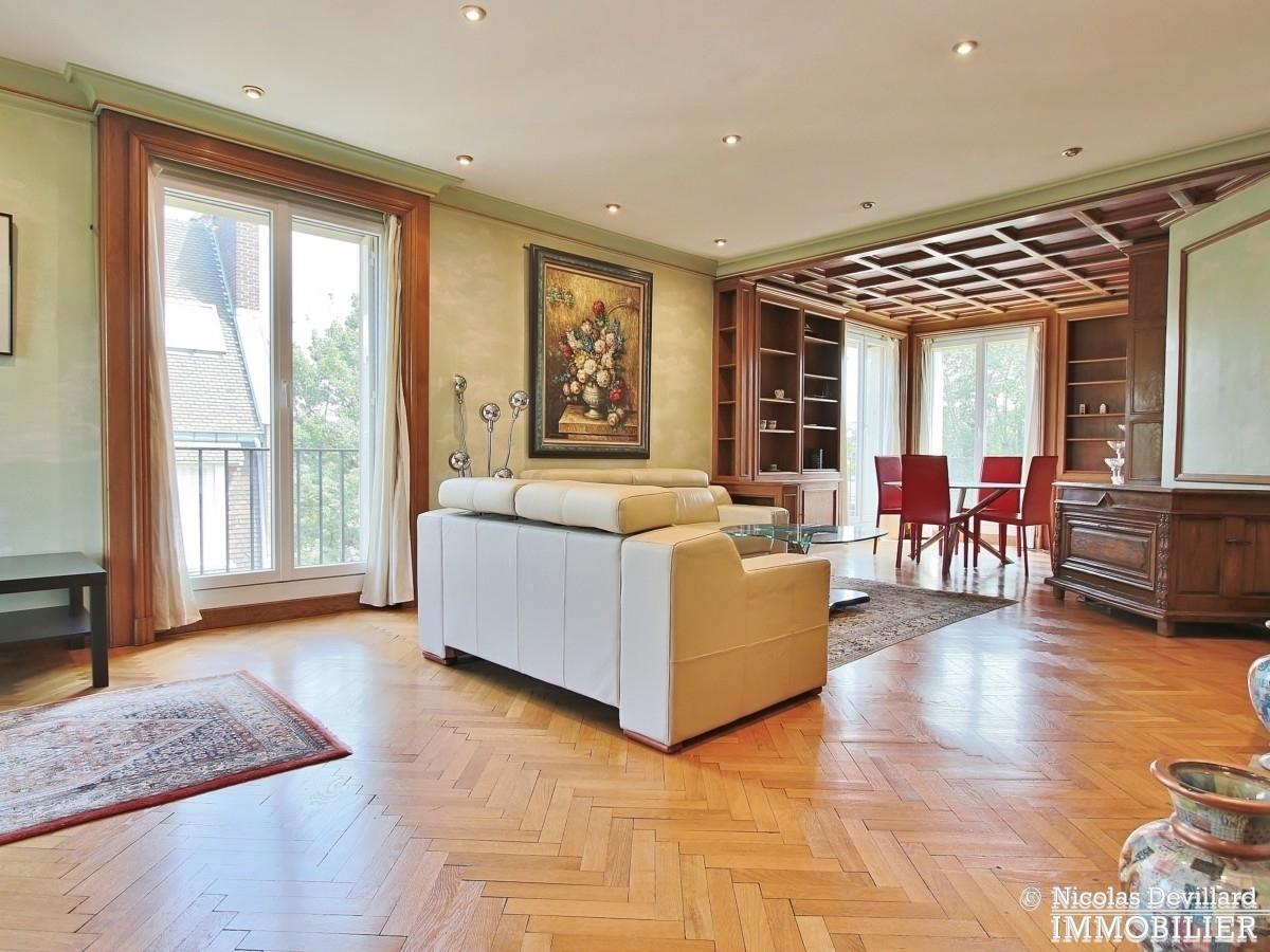 BoulogneRoland Garros – Fenêtres sur jardins au dernier étage – 92100 Boulogne 10