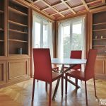 BoulogneRoland Garros – Fenêtres sur jardins au dernier étage – 92100 Boulogne 11