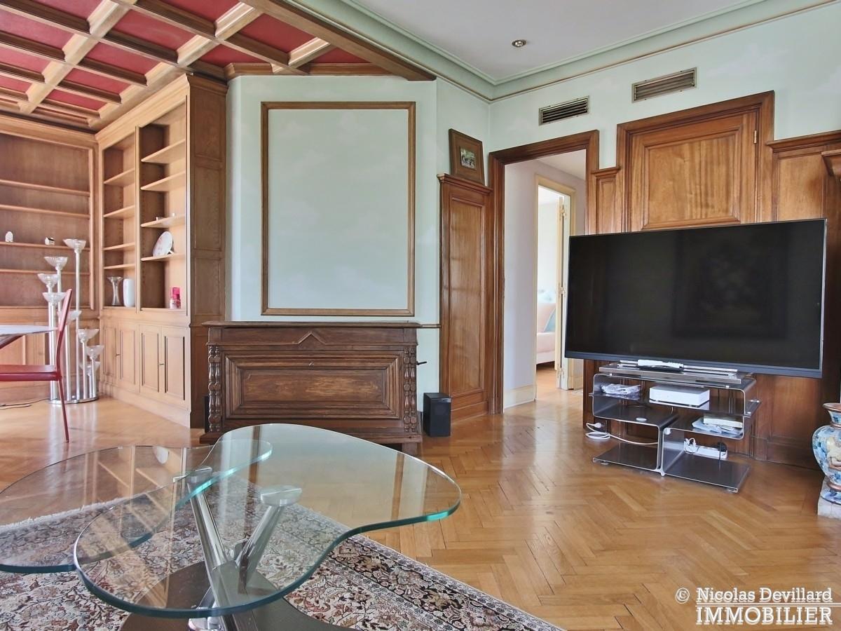BoulogneRoland Garros – Fenêtres sur jardins au dernier étage – 92100 Boulogne 19