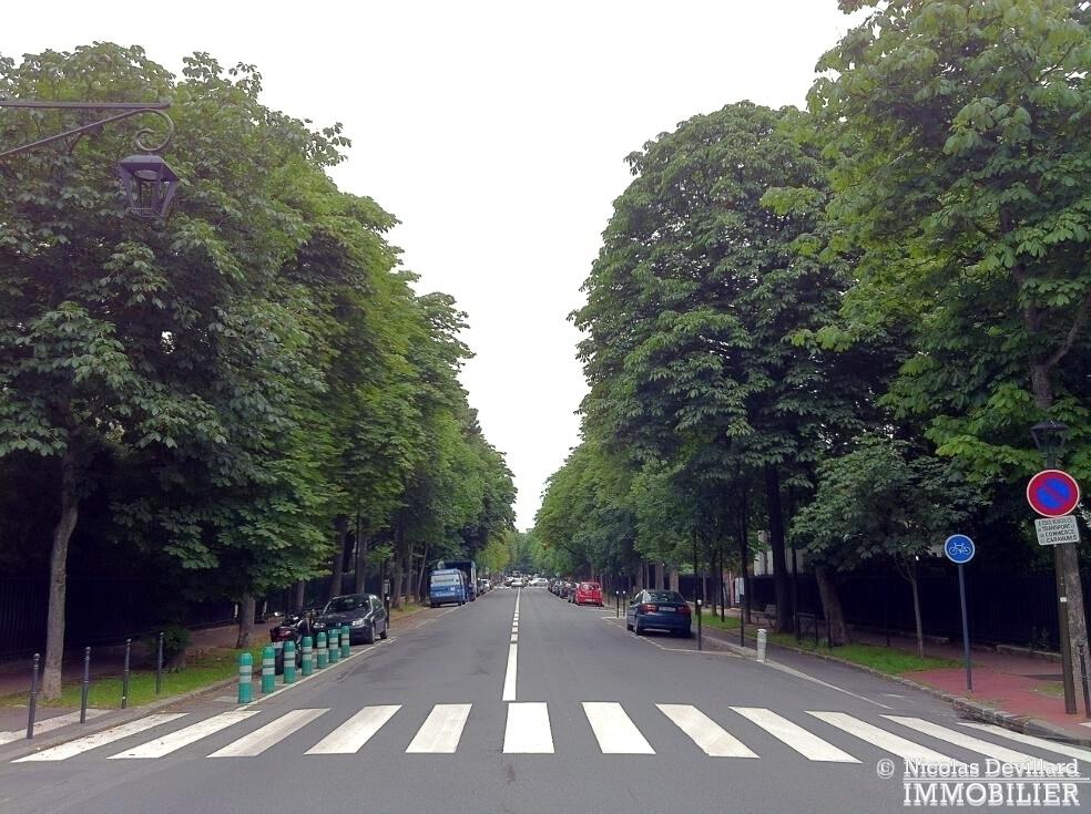 BoulogneRoland Garros – Fenêtres sur jardins au dernier étage – 92100 Boulogne 2