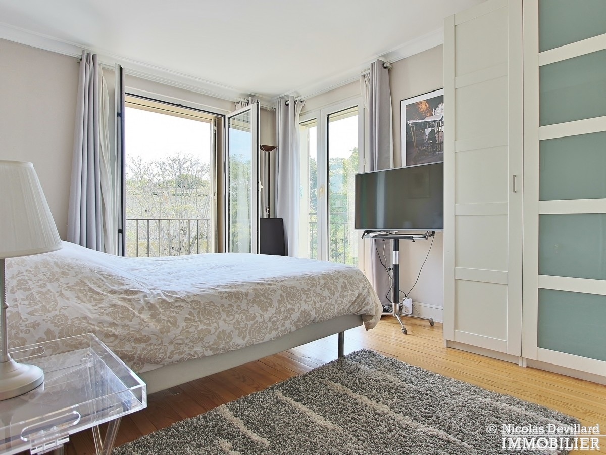 BoulogneRoland Garros – Fenêtres sur jardins au dernier étage – 92100 Boulogne 21