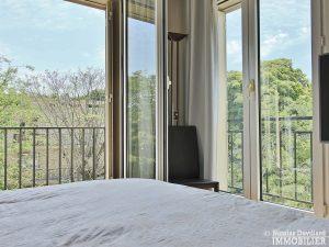 BoulogneRoland Garros – Fenêtres sur jardins au dernier étage – 92100 Boulogne 22