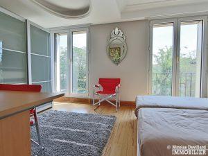 BoulogneRoland Garros – Fenêtres sur jardins au dernier étage – 92100 Boulogne 25