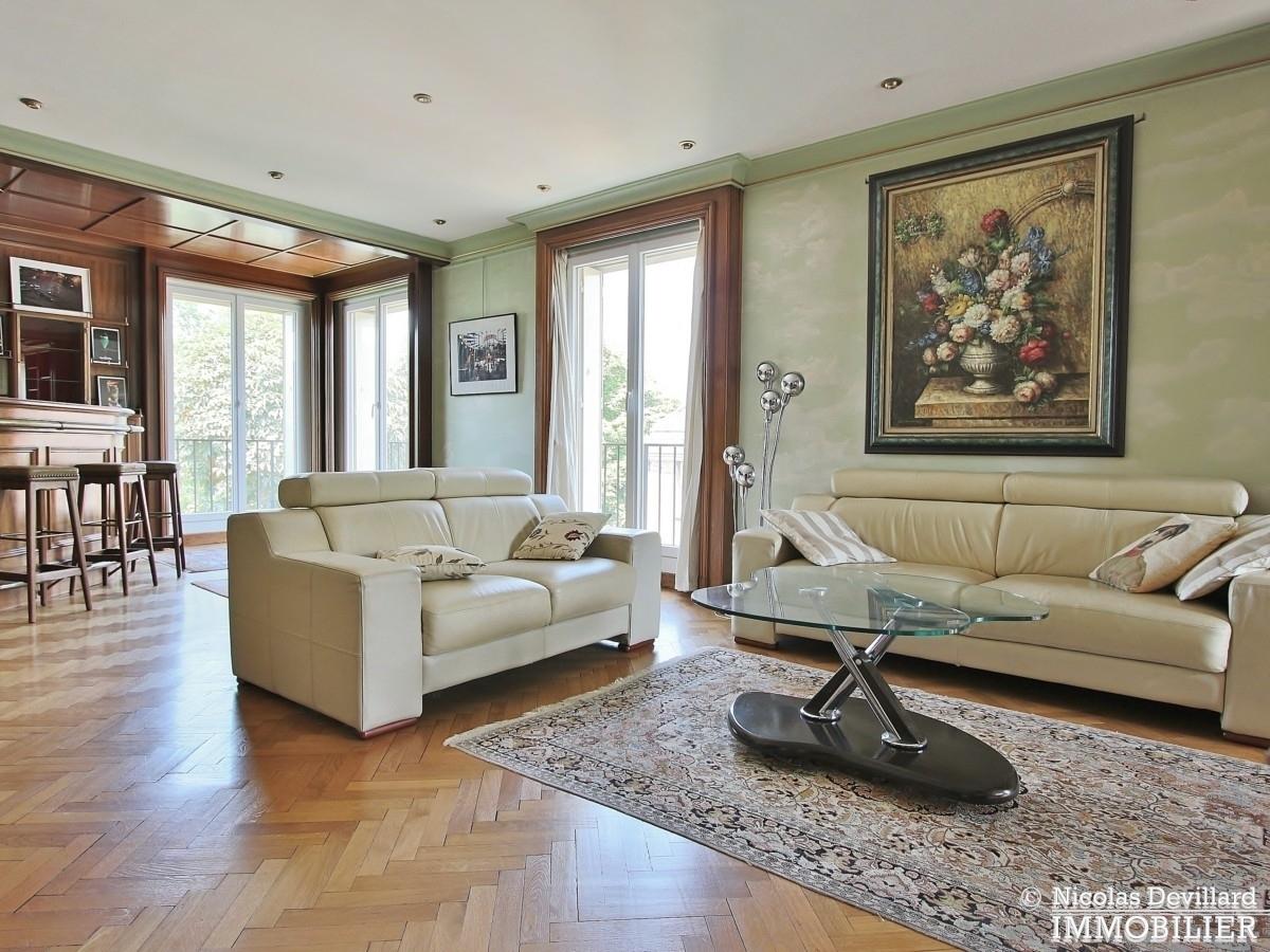 BoulogneRoland Garros – Fenêtres sur jardins au dernier étage – 92100 Boulogne 27