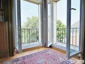 BoulogneRoland Garros – Fenêtres sur jardins au dernier étage – 92100 Boulogne 3