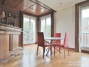BoulogneRoland Garros – Fenêtres sur jardins au dernier étage – 92100 Boulogne (31)
