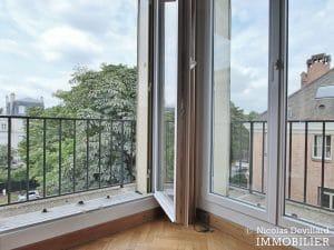 BoulogneRoland Garros – Fenêtres sur jardins au dernier étage – 92100 Boulogne (33)