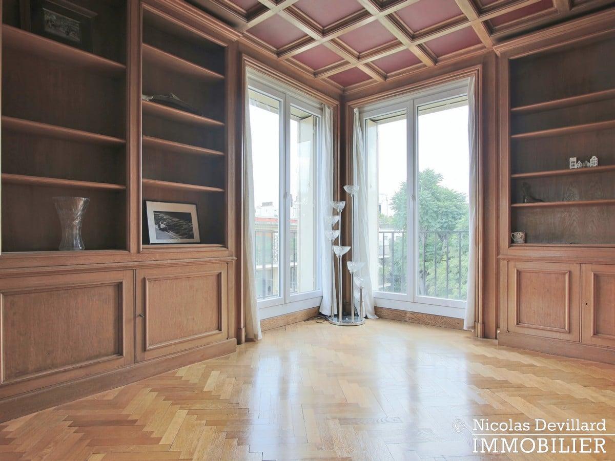 BoulogneRoland Garros – Fenêtres sur jardins au dernier étage – 92100 Boulogne (43)