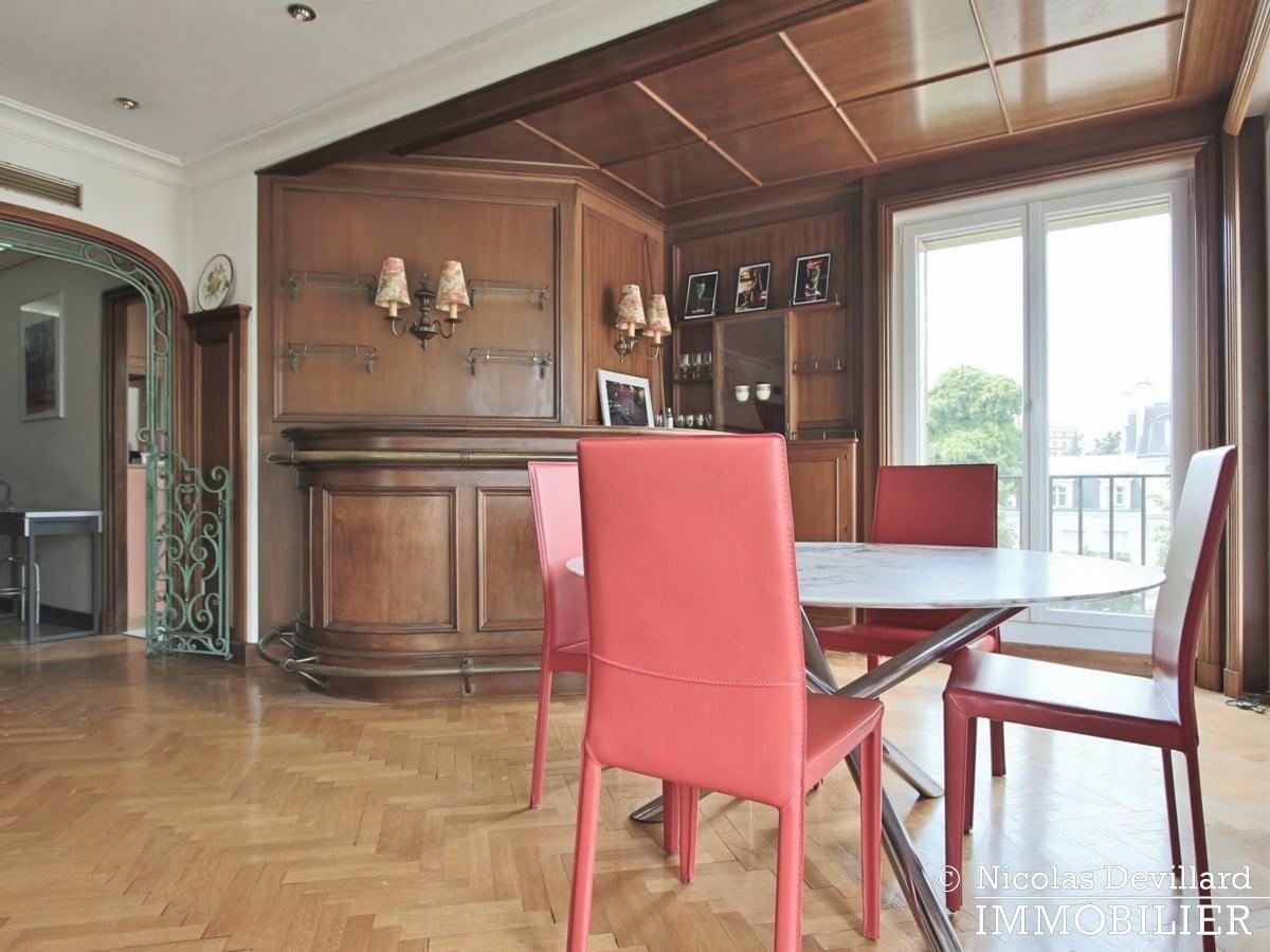BoulogneRoland Garros – Fenêtres sur jardins au dernier étage – 92100 Boulogne (45)