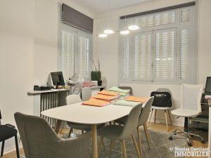 FochGrande Armée – Grand appartement avec 8 bureaux et terrasse très bien situés – 75116 Paris 12
