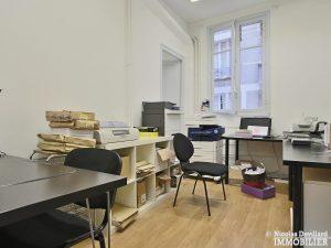 FochGrande Armée – Grand appartement avec 8 bureaux et terrasse très bien situés – 75116 Paris 18