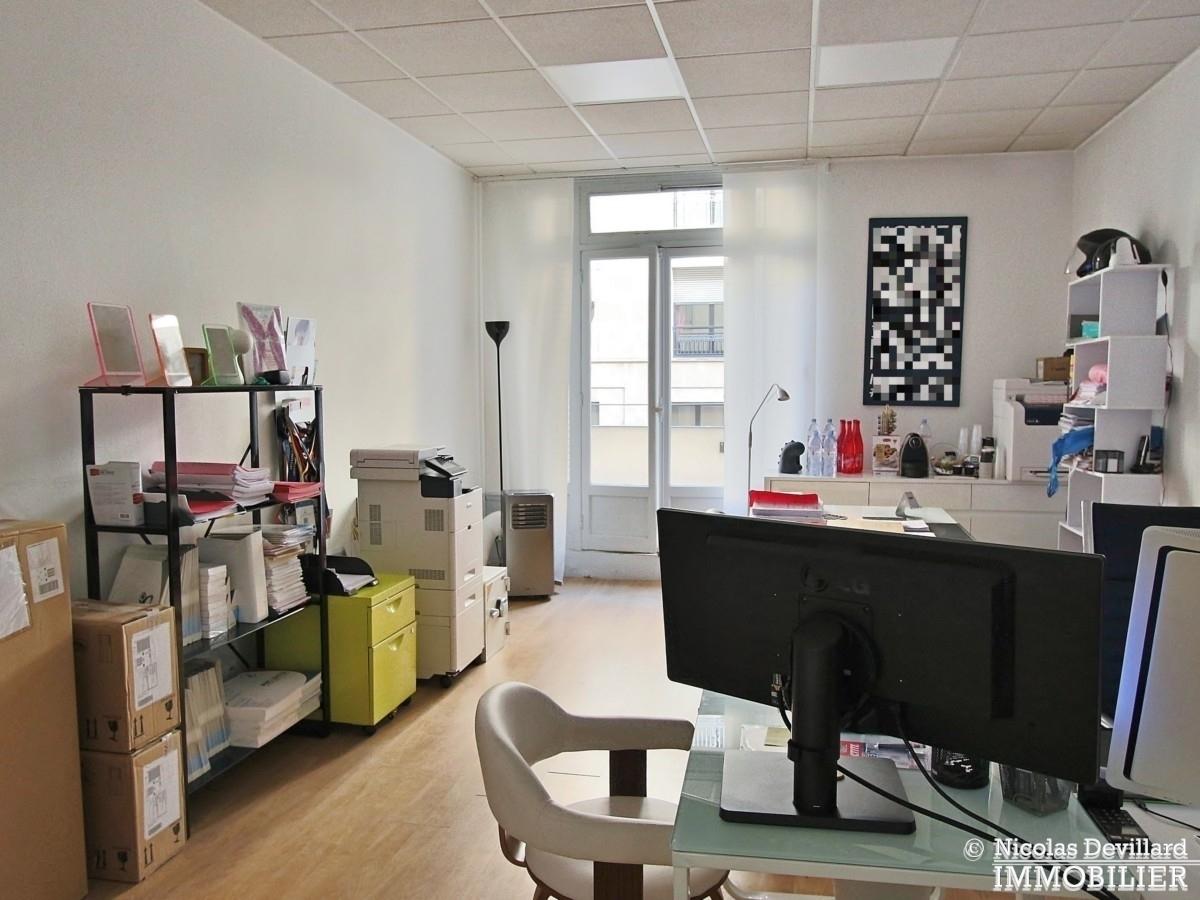 FochGrande Armée – Grand appartement avec 8 bureaux et terrasse très bien situés – 75116 Paris 6