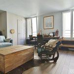 InvalidesSaint Dominique – Vaste studio superbement rénové sur cour arborée – 75007 Paris 16