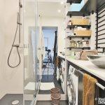 InvalidesSaint Dominique – Vaste studio superbement rénové sur cour arborée – 75007 Paris 17