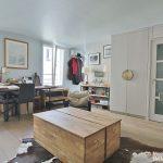 InvalidesSaint Dominique – Vaste studio superbement rénové sur cour arborée – 75007 Paris 19