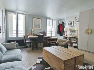 InvalidesSaint Dominique – Vaste studio superbement rénové sur cour arborée – 75007 Paris 20