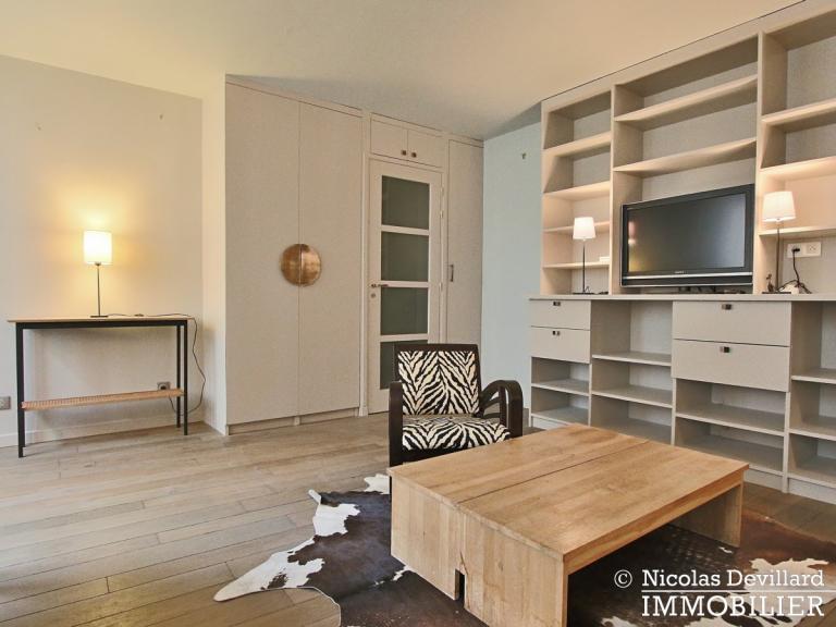 InvalidesSaint-Dominique – Vaste studio superbement rénové sur cour arborée – 75007 Paris (44)