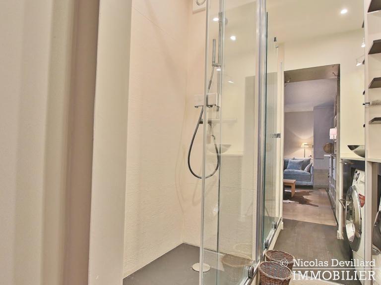 InvalidesSaint-Dominique – Vaste studio superbement rénové sur cour arborée – 75007 Paris (49)