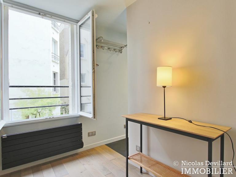 InvalidesSaint-Dominique – Vaste studio superbement rénové sur cour arborée – 75007 Paris (52)