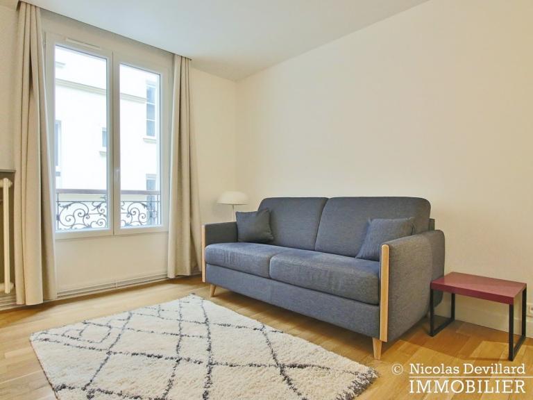 Marais – Rénové au calme sur cour – 75003 Paris (23)