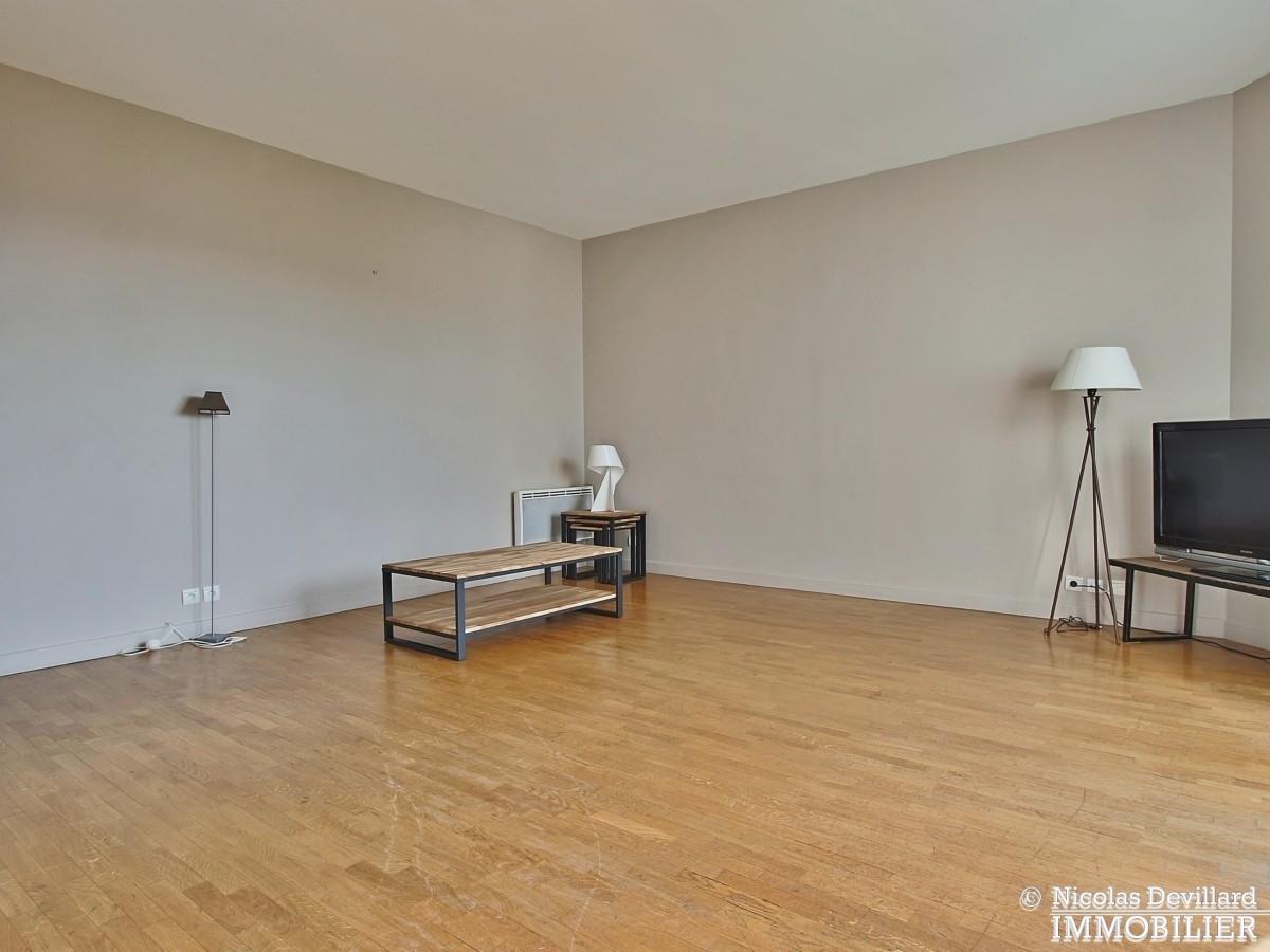 Marcel Sembat – Dernier étage terrasse soleil et calme – 92100 Boulogne 13