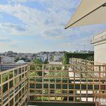 Marcel Sembat – Dernier étage terrasse soleil et calme – 92100 Boulogne 19