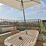Marcel Sembat – Dernier étage terrasse soleil et calme – 92100 Boulogne 5
