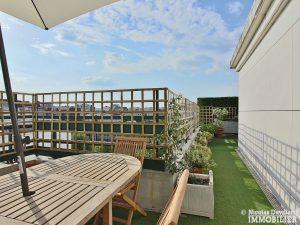 Marcel Sembat – Dernier étage terrasse soleil et calme – 92100 Boulogne 7
