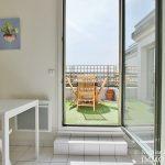 Marcel Sembat – Dernier étage, terrasse, soleil et calme – 92100 Boulogne (25)