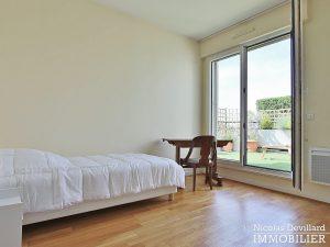 Marcel Sembat – Dernier étage, terrasse, soleil et calme – 92100 Boulogne (27)