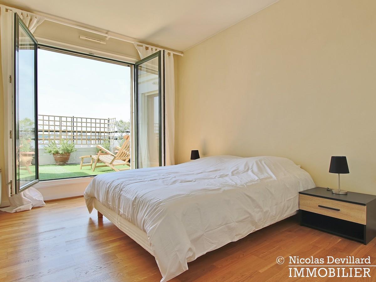 Marcel Sembat – Dernier étage, terrasse, soleil et calme – 92100 Boulogne (29)