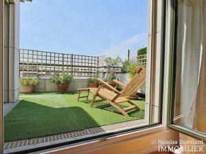 Marcel Sembat – Dernier étage, terrasse, soleil et calme – 92100 Boulogne (32)