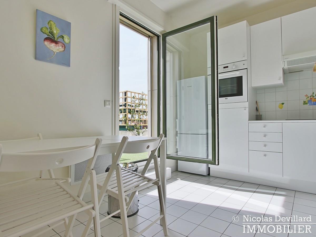 Marcel Sembat – Dernier étage, terrasse, soleil et calme – 92100 Boulogne (34)