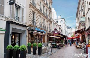 Trocadéro – Grand studio sur jardin au calme – 75116 Paris 21