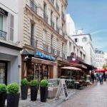 Trocadéro – Rénové belles prestations grands volumes et belle terrasse – 75116 Paris 1