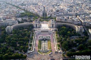 Trocadéro – Rénové belles prestations grands volumes et belle terrasse – 75116 Paris 2