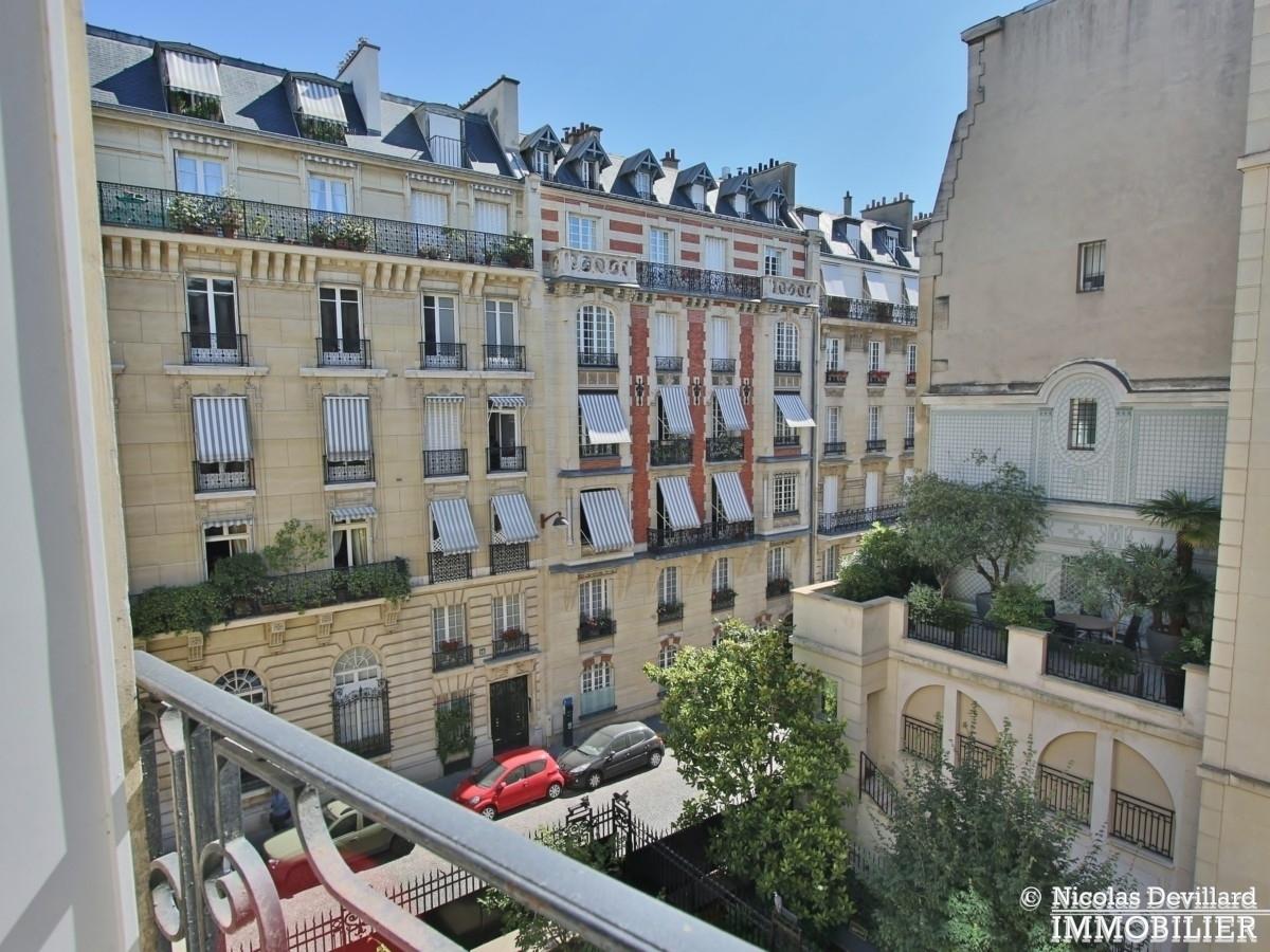 TrocadéroGeorges Mandel – Luxe calme et soleil – 75116 Paris 8