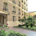 VavinLuxembourg – Grand volume au calme sur cour fleurie – 75006 Paris 5