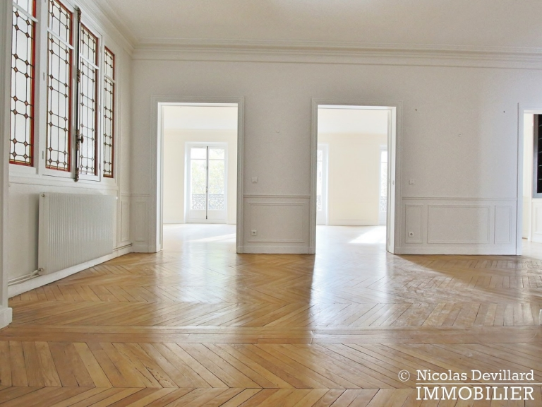 Avenue Victor Hugo – Splendide appartement de réception et familial – 75116 Paris (10)