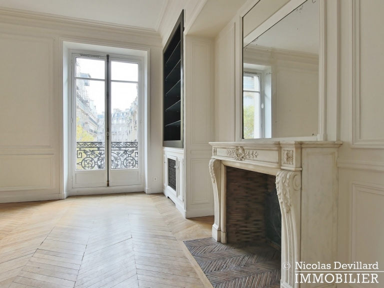 Avenue Victor Hugo – Splendide appartement de réception et familial – 75116 Paris (12)