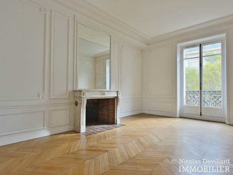 Avenue Victor Hugo – Splendide appartement de réception et familial – 75116 Paris (13)